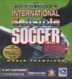 Sensible Soccer - International Edition ROM