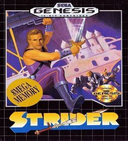 Strider ROM