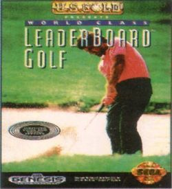 World Class Leaderboard Golf [c] ROM