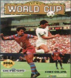 Tecmo World Cup 92 (JU) ROM