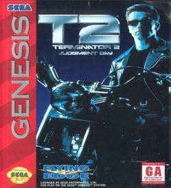 Terminator 2 - Judgement Day (JUE) ROM