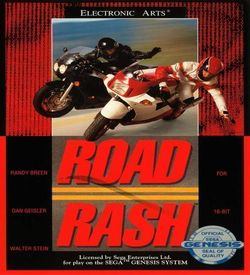 Road Rash [b1] ROM