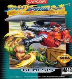 Street Fighter 2 Special Champion Edition ROM