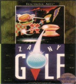 Zany Golf (REV 01) ROM