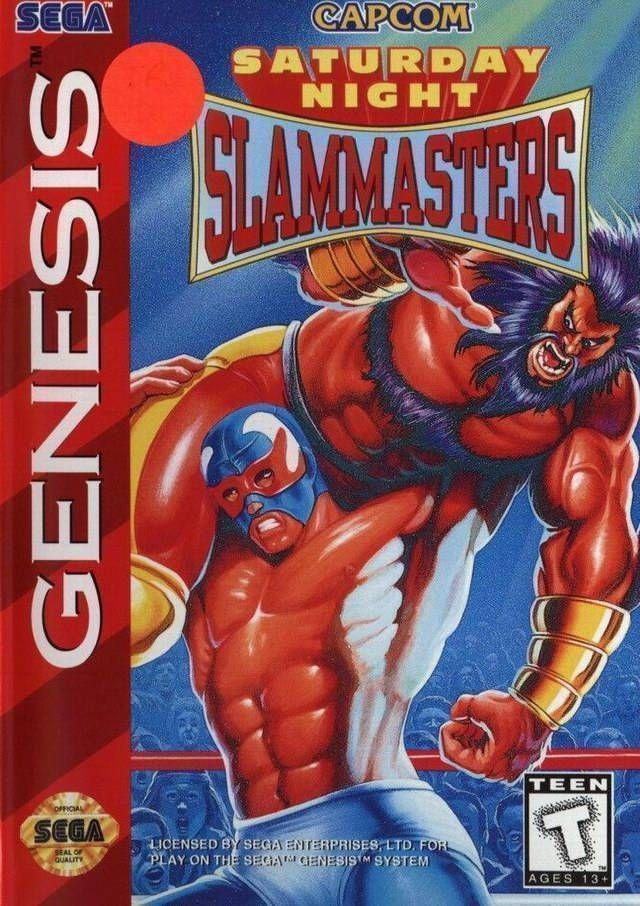 Saturday Night Slam Masters