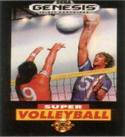 Super Volleyball [a1] ROM