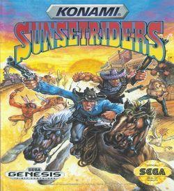 Sunset Riders ROM