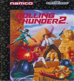 Rolling Thunder 2 [c] ROM