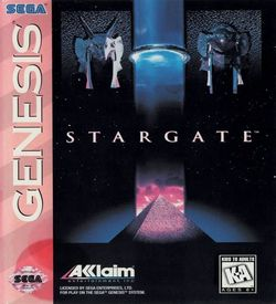 Stargate (JUE) ROM