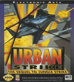 Urban Strike (UEJ) ROM