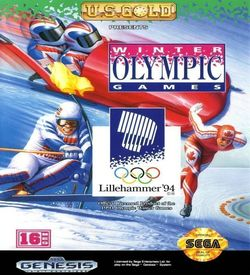 Olympic Winter Games - Lillehammer 94 [b1] ROM