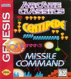 Sega Arcade Classics ROM