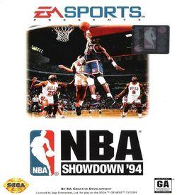 NBA Showdown 94 ROM