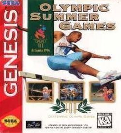 Olympic Summer Games Atlanta 96 ROM