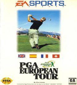 PGA European Tour (UEJ) ROM