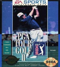 PGA Tour Golf 2 (UEJ) (REV 00) [b1] ROM