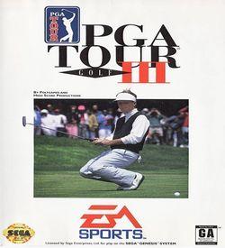 PGA Tour Golf 3 (UEJ) ROM