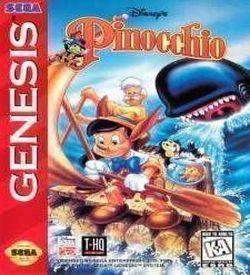 Pinocchio (8) ROM