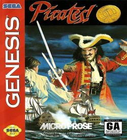 Pirates Gold ROM