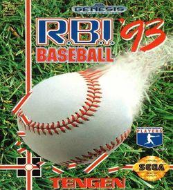 RBI Baseball 93 (UEJ) ROM