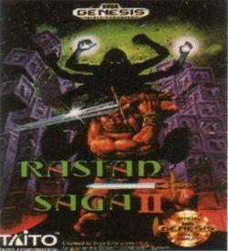 Rastan Saga 2 ROM
