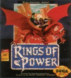 Rings Of Power ROM