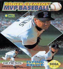 Roger Clements MVP Baseball ROM