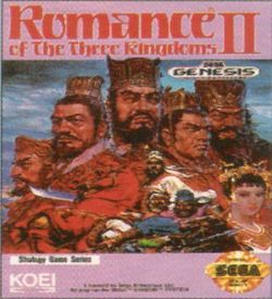 Romance Of The Three Kingdoms II ROM