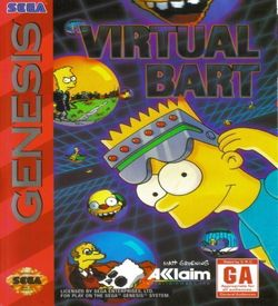 Virtual Bart (JUE) ROM