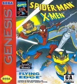 Spider-Man And X-Men - Arcade's Revenge ROM
