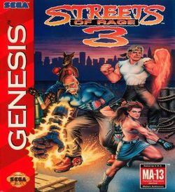 Streets Of Rage 3 ROM