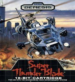 Super Thunder Blade ROM
