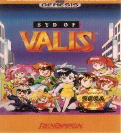 Valis SD ROM
