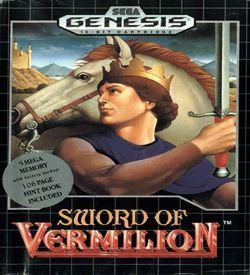 Sword Of Vermilion ROM