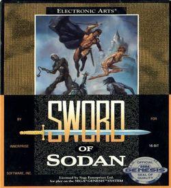 Sword Of Sodan ROM