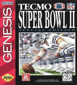 Tecmo Super Bowl 2 Special Edition ROM
