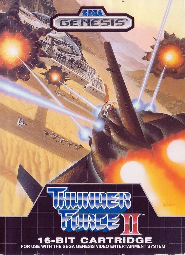 Thunder Force II