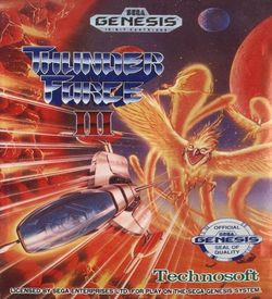 Thunder Force III ROM