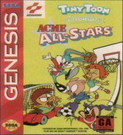 Tiny Toon Adventures - Acme All Stars ROM