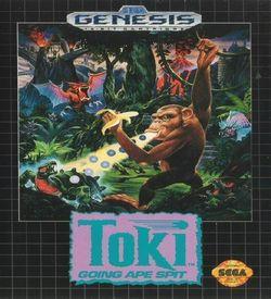 Toki - Going Ape Spit ROM