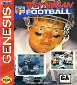 Troy Aikman NFL Football ROM