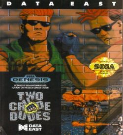 Two Crude Dudes (T-13026) [R-USA] ROM