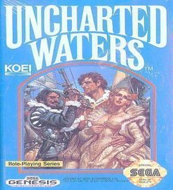 Uncharted Waters ROM