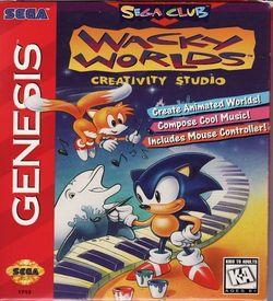 Wacky Worlds (UEJ) ROM