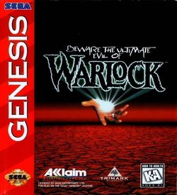 Warlock (JUE) ROM