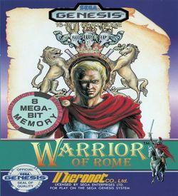 Warrior Of Rome ROM