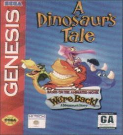 We're Back! - A Dinosaur's Tale ROM