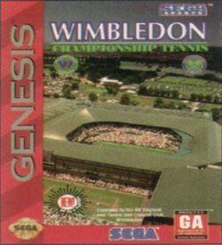 Wimbledon Championship Tennis ROM