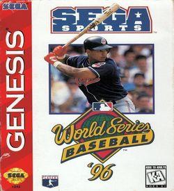 World Series Baseball 96 ROM