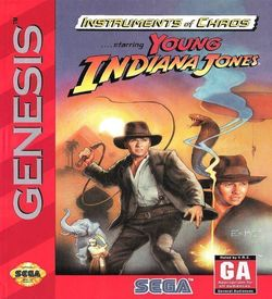 Young Indiana Jones - Instrument Of Chaos ROM
